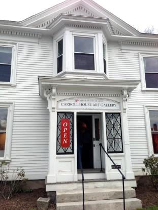 Carroll House Gallery, Keene, NH