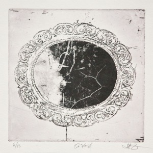 0-Void, Etching and Paper Lithography
