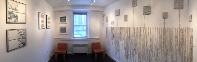 Print media exhibit by Jaz Graf